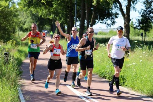 Halve marathon (Huub Scheepers)
