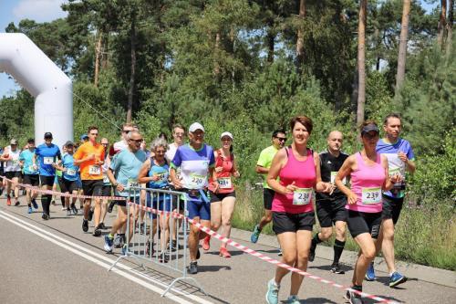 10 km & 5 km (Huub Scheepers)